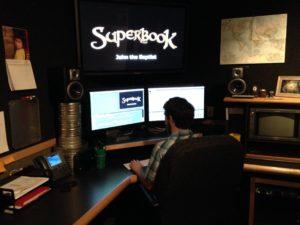 Christian Broadcasting Netwoork Case Study Superbook Image