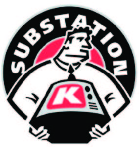 Substation K logo