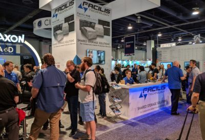 Facilis NAB 2019 Day 1